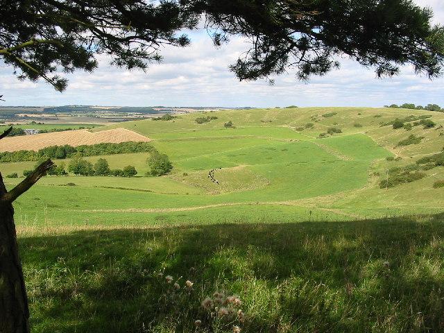 Penbury Hill Fort