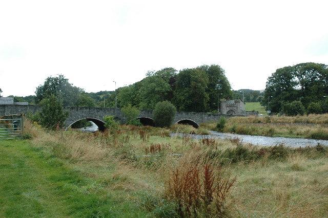 Bridge over Afon Tryweryn