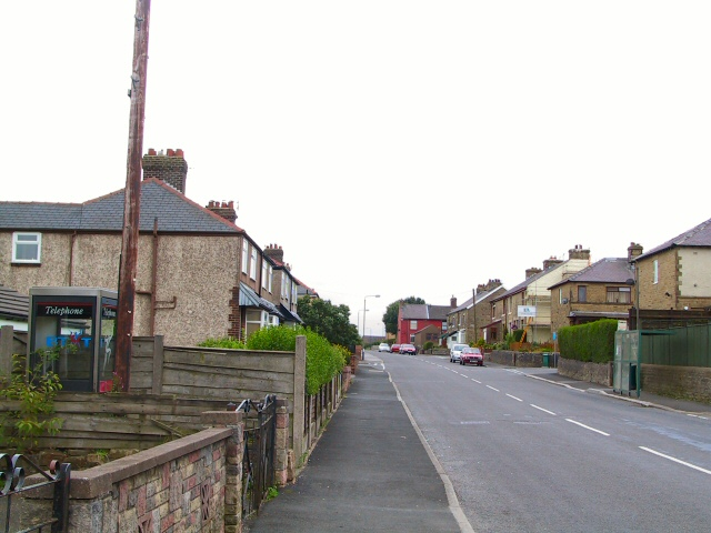 Tongue Lane, Buxton