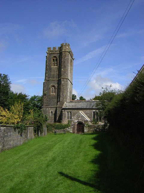 St.Bartholomew's church, Stoke Rivers, Devon