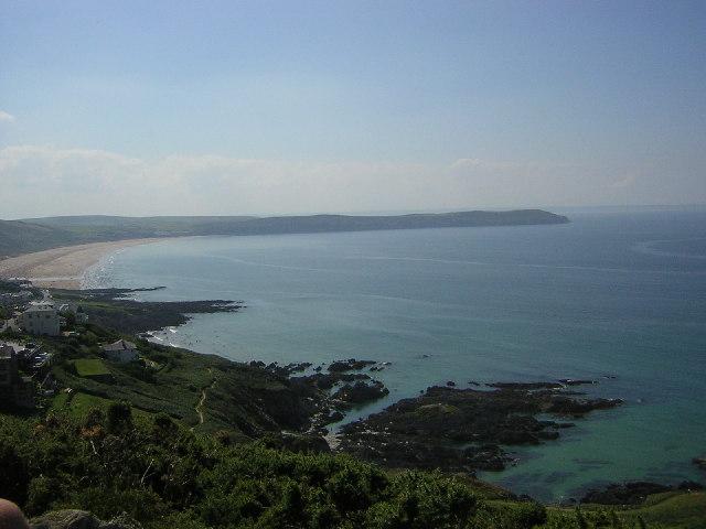 Morte Bay