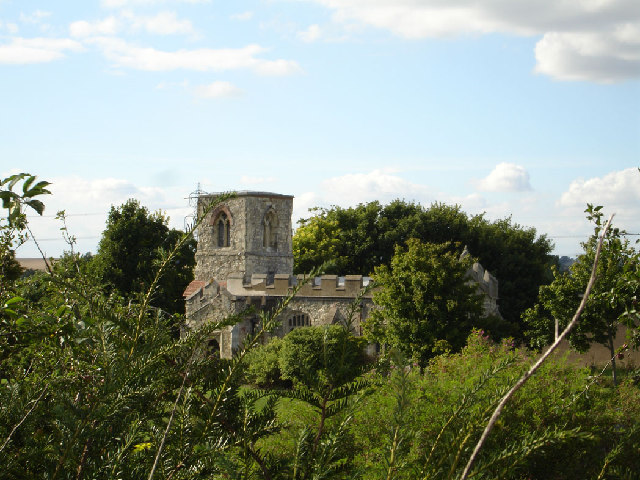 St Mary's Chapel.