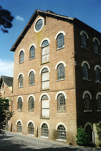 Exeter: Exwick Mill