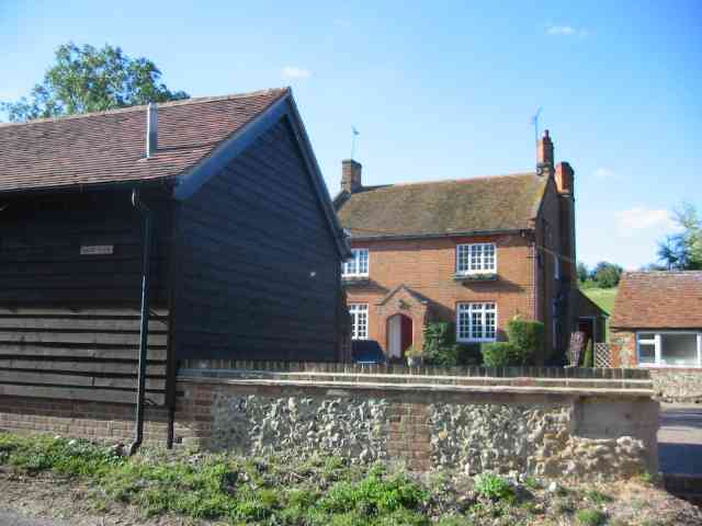 Dane Farm   on Kimpton Bottom