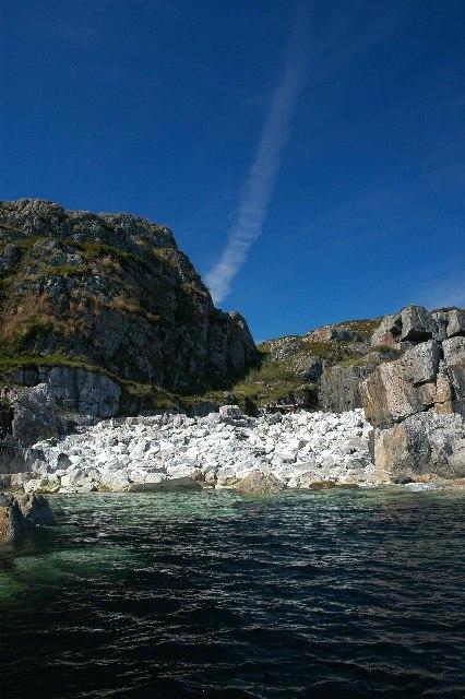 Marble Quarry Iona