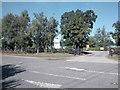 SJ4471 : Sandfield Golf Driving Range by Dennis Turner