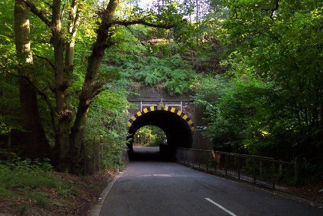 Bridge over Blackhorse Road