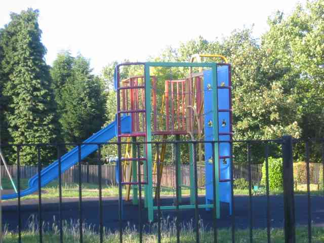 Children's Play area  Vale Court Wheathampstead