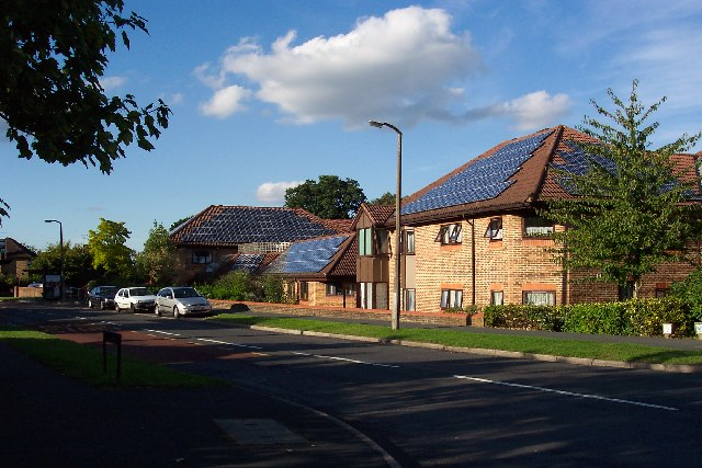 Energy conservation in Woking