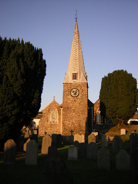 St.James' church, Swimbridge, Devon