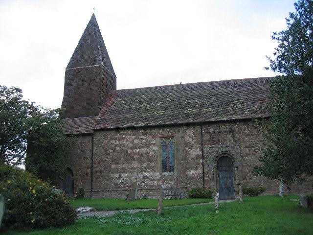 St Michael's Church, Knighton on Teme