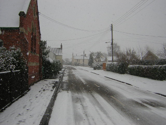 Wigsley Road, Harby
