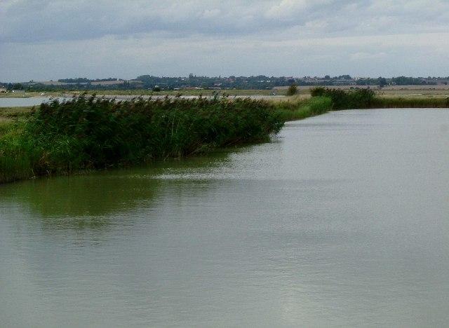Farm Reservoir on Mersea