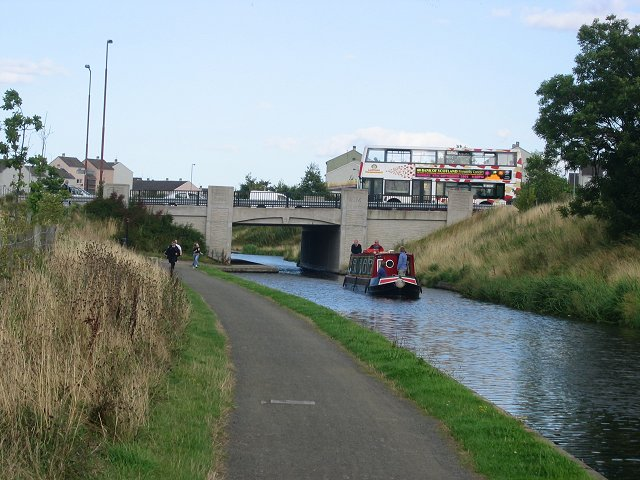 Union Canal, Wester Hailes.