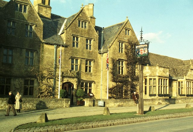 The Lygon Arms, Broadway in the Cotswolds