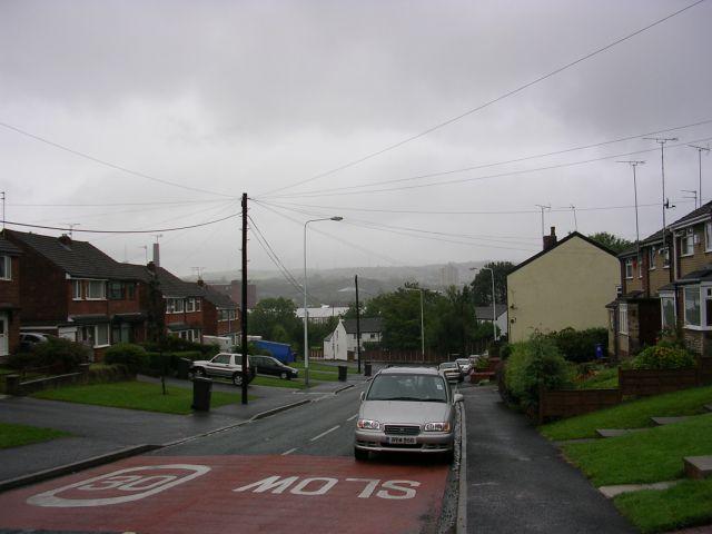 A grey day!