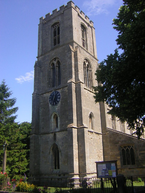 St.Margaret's church, Sibsey, Lincs.