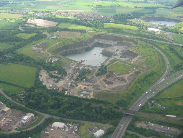 Hillwood Quarry