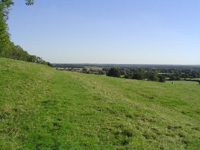 The Greensand Ridge