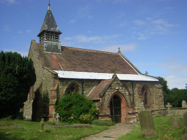 All Saints' church, Hameringham, Lincs.