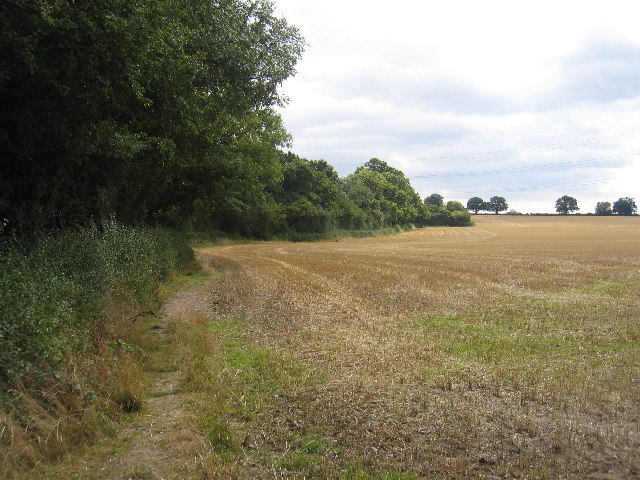 Footpath to Fen End