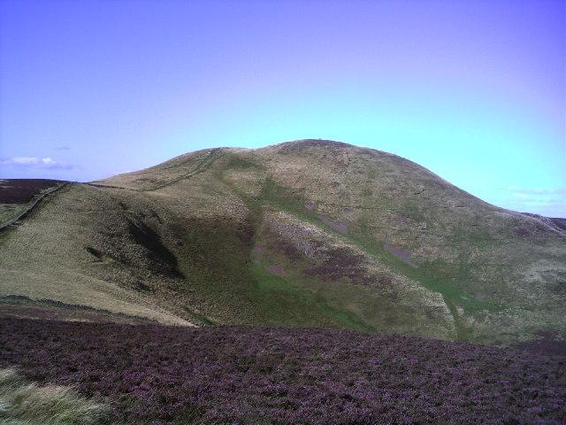 Allermuir Hill
