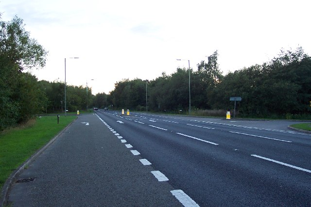 Junction on the A320