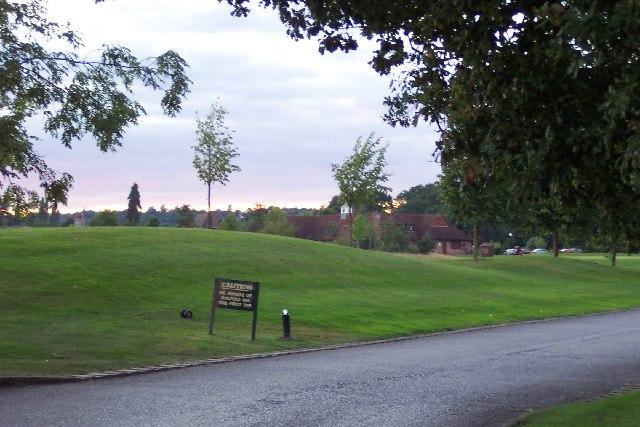 Sutton Green golf course