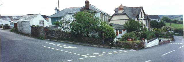 Mithian Post Office, Barkla Shop, St Agnes
