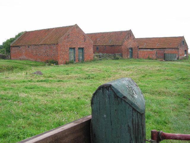 Farm Buildings - Tunstall