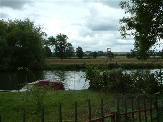 The Thames at Wallingford