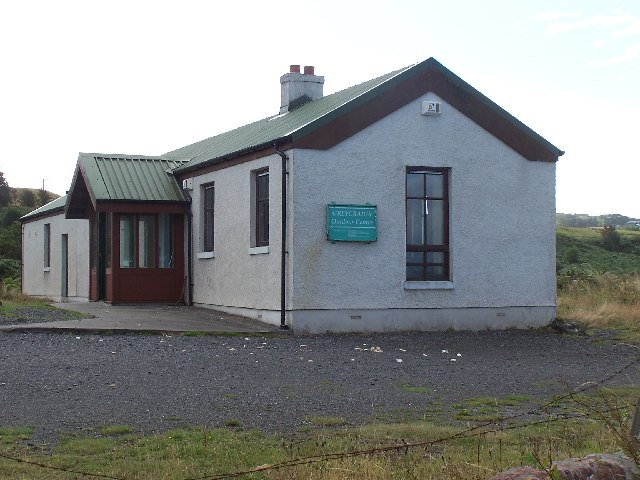 Cumbrae, Outdoor centre