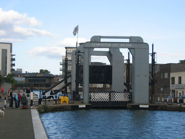 Leamington Lift Bridge