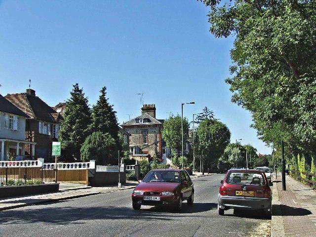 Station Road, East Barnet
