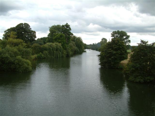River Thames looking South