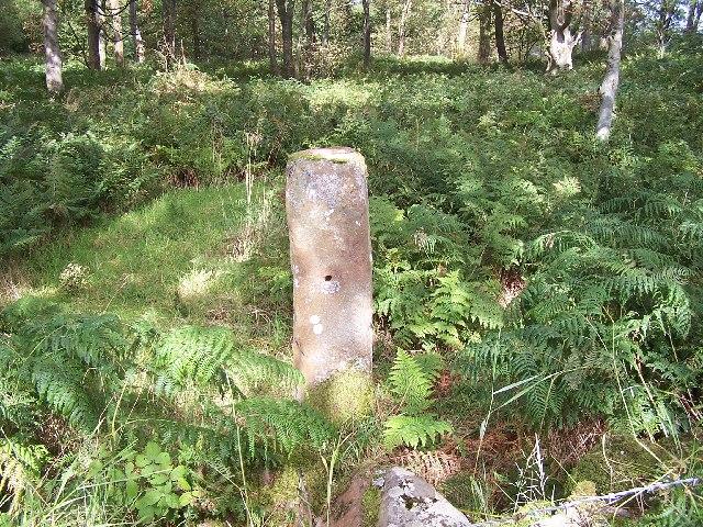 Cumbrae, Standing Stone
