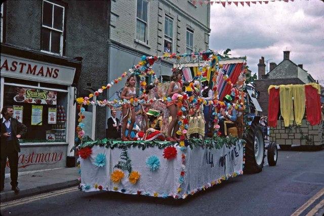 Holt Carnival 1977