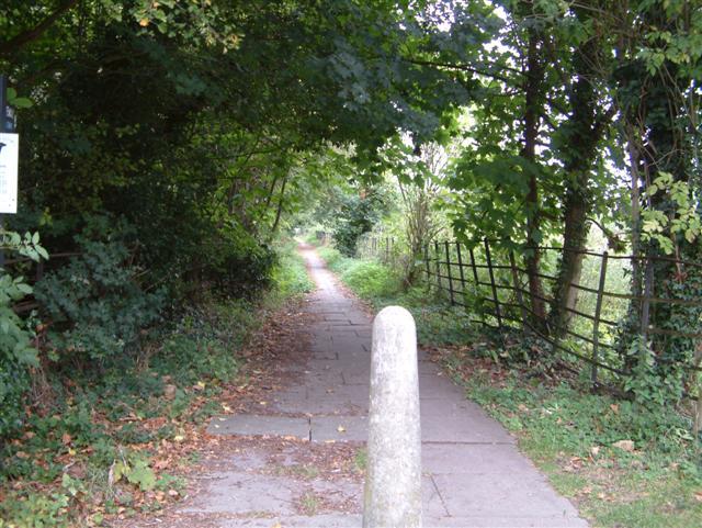 The Ridgeway, Mongewell