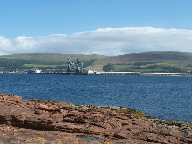 Cumbrae, view from Butterlump
