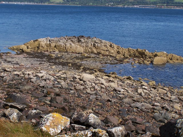 Cumbrae, Clashfarland point