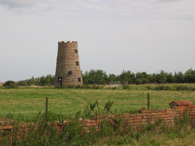 Old Mill at Garton