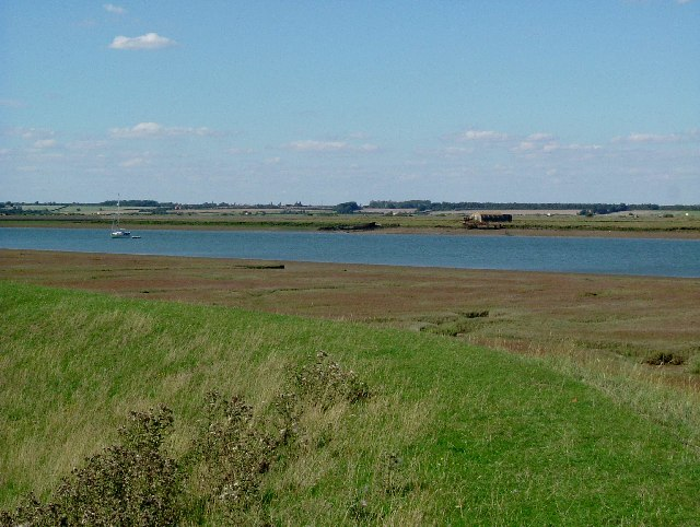Pyfleet Channel