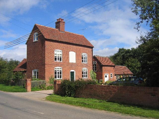 Benton Green Lane Farm farmhouse