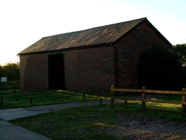 Copt Hall Barn