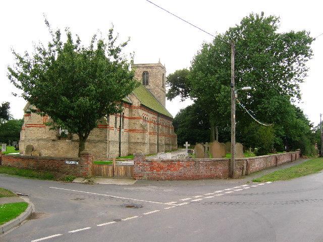 Parish Church of St. Nicholas, Hollym