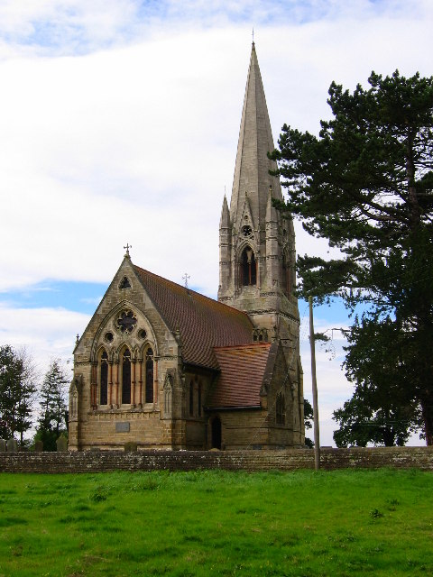 St. Leonards, Scorborough