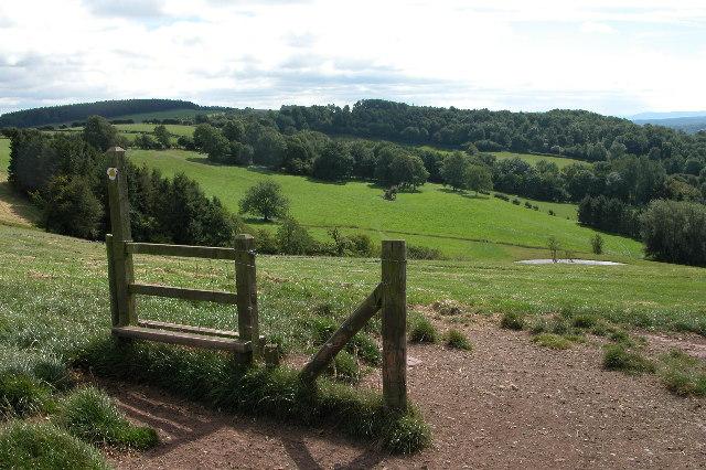 Dorstone Hill