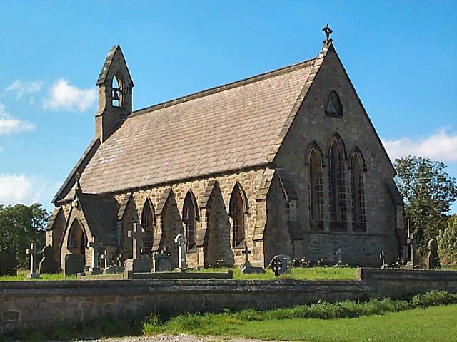 Farnley church