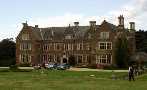 Launde Abbey, near Loddington, Leicestershire