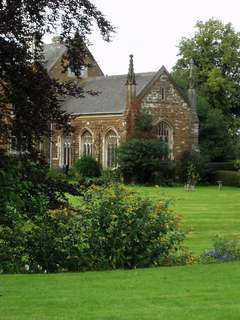 Launde Abbey - Chapel